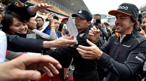 Alonso saca pecho: McLaren, el único  que no ha fallado en estas dos carreras
