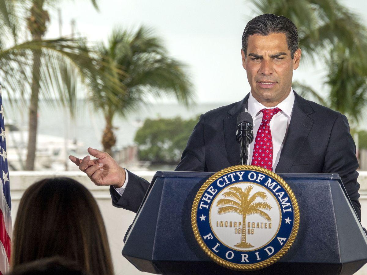 Foto: El alcalde de Miami, Francis Suárez. (EFE)