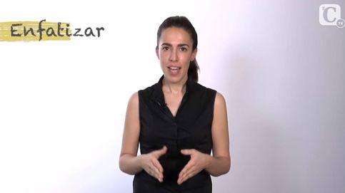 Hablar español en gestos: el vídeo que demuestra que otro idioma es posible