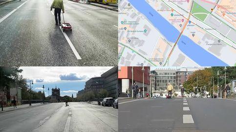 99 móviles y un carrito: así puedes 'trolear' a Google Maps creando atascos falsos