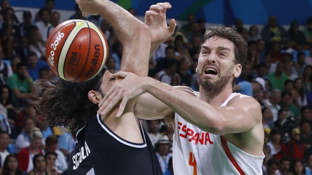 Foto: El jugador de la selección española de baloncesto Pau Gasol. (EFE)