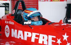 María de Villota, la primera española en Fórmula 1