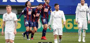 Post de El guantazo del Real Madrid en Eibar desnuda las carencias de Solari