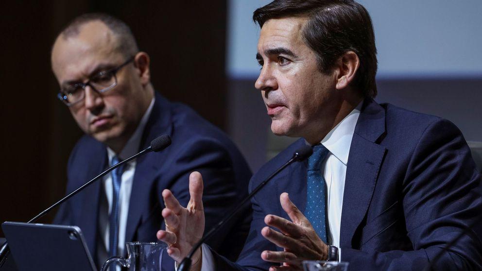 BBVA gana un 35% menos por EEUU y Chile y diseña un nuevo plan estratégico