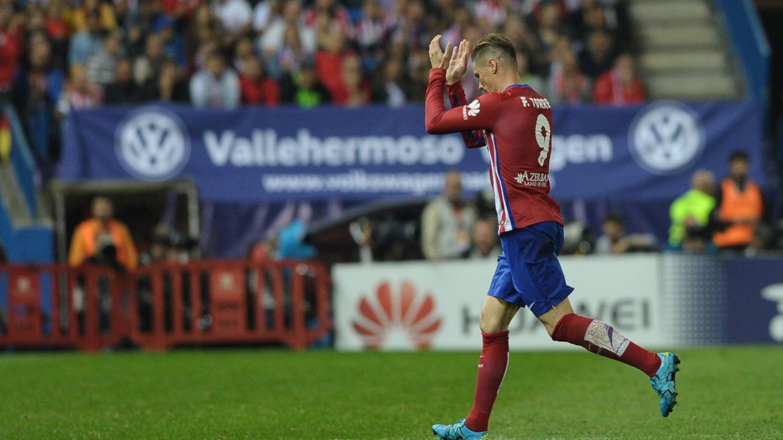 Foto: La situación de Torres en el Atleti ya es preocupante (Cordon Press).
