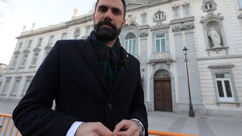 Torrent pide no testificar mañana para no adulterar las mayorías del pleno catalán