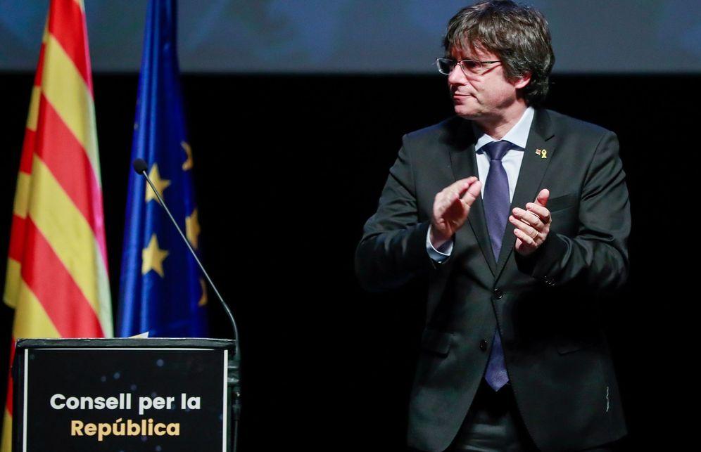 Foto: Carles Puigdemont. (Reuters)