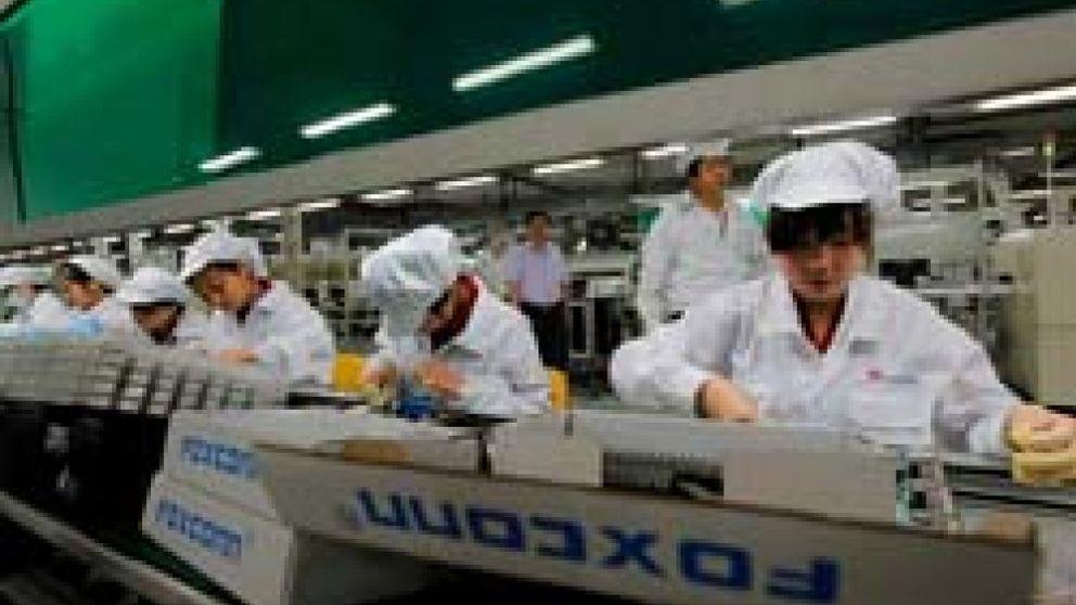Foxconn, el fabricante del iPhone, prevé contratar a 400.000 trabajadores en China el próximo año