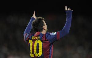 Leo Messi se queja con ironía tras un doble control antidopaje