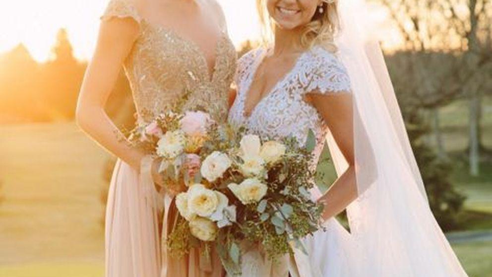 Taylor Swift, dama de honor en la boda de su mejor amiga