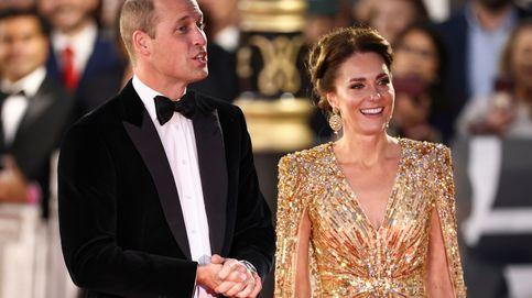 Kate Middleton, imbatible: su impactante look en el estreno de la película de 007
