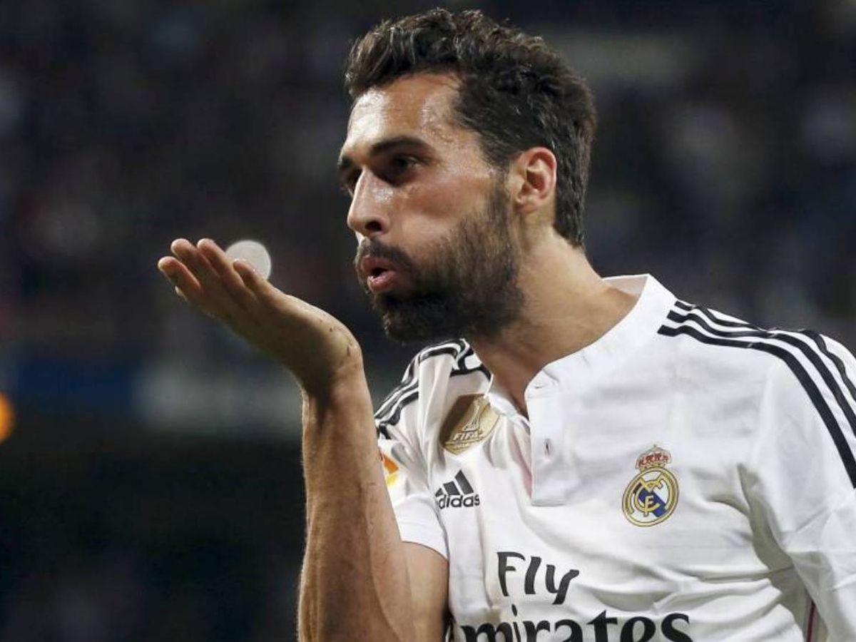 Foto: Álvaro Arbeloa, durante su etapa como jugador del Real Madrid. (Reuters)