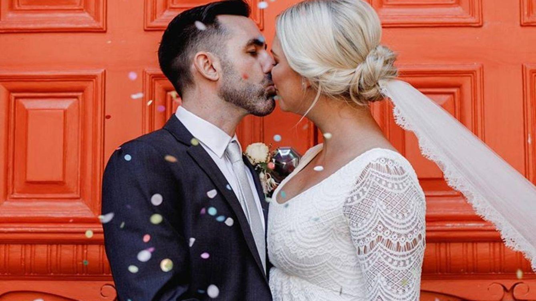El vestido de boda perfecto para una novia embarazada está en Asos y es muy barato