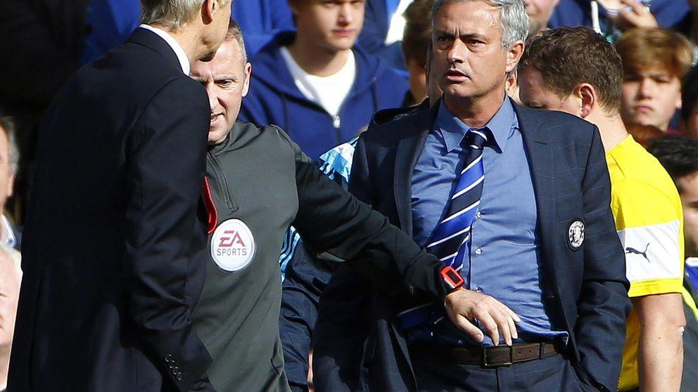 Amenazante Mourinho: Un día le voy a partir la cara a Wenger