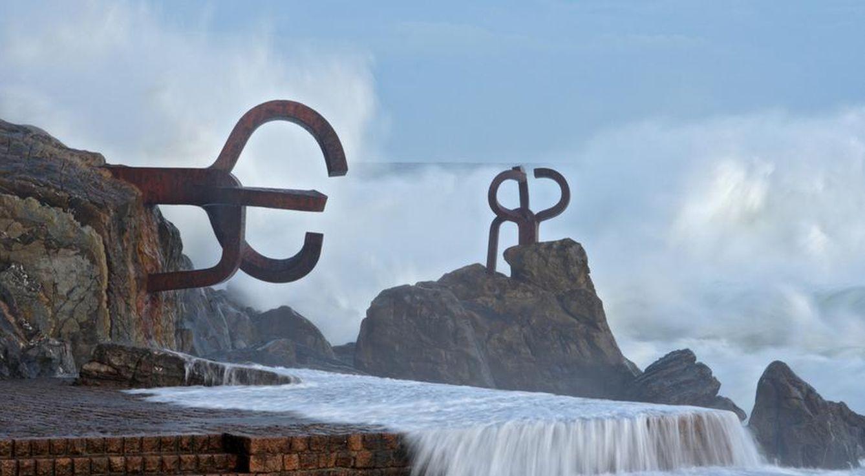 El Peine de los Vientos. ©Euskadi Turismo
