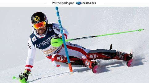 Mucho ojo con las gafas de sol que usas para esquiar, no todas valen