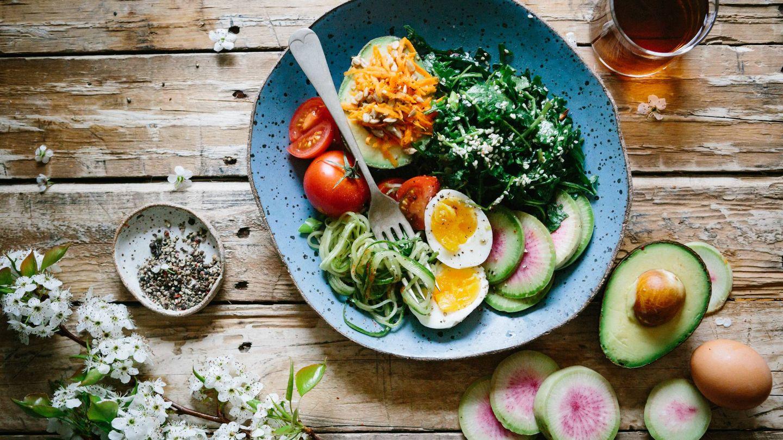 Adelgaza con la dieta mediterránea verde, más sostenible. (Brooke Lark para Unsplash)