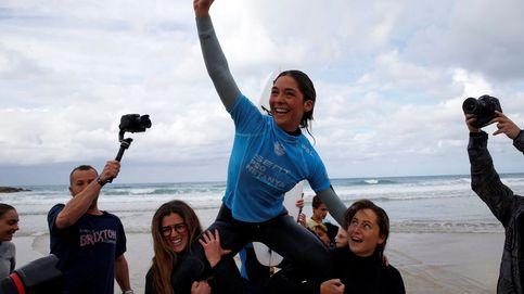 Garazi Sánchez, la surfista española que aspira a la élite