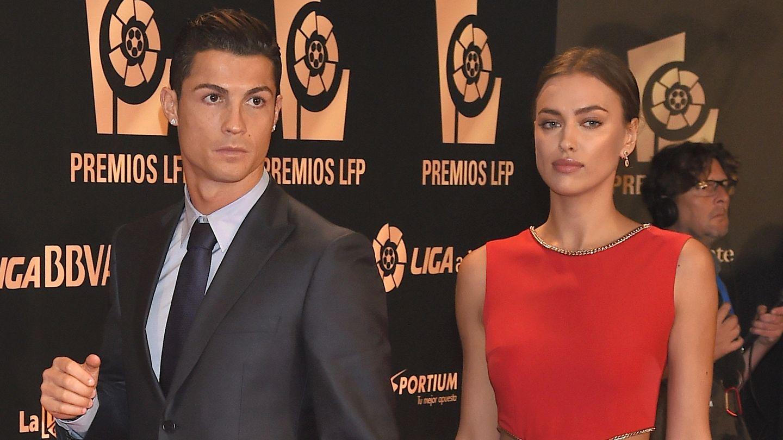 El futbolista Cristiano Ronaldo y la modelo Irina Shayk (Gtres)