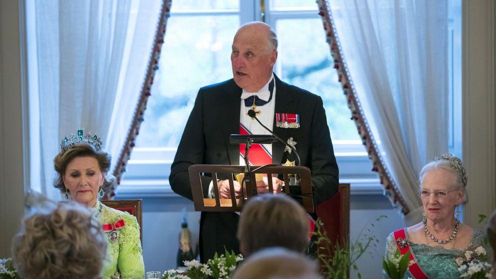 Harald de Noruega habla del suicidio de Ari Behn en su discurso de año nuevo