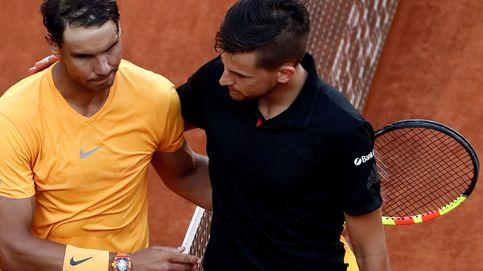 Thiem consigue lo imposible al ganar a Rafa Nadal en tierra en el torneo de Madrid
