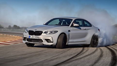 BMW M2 Competition, un coche de carreras