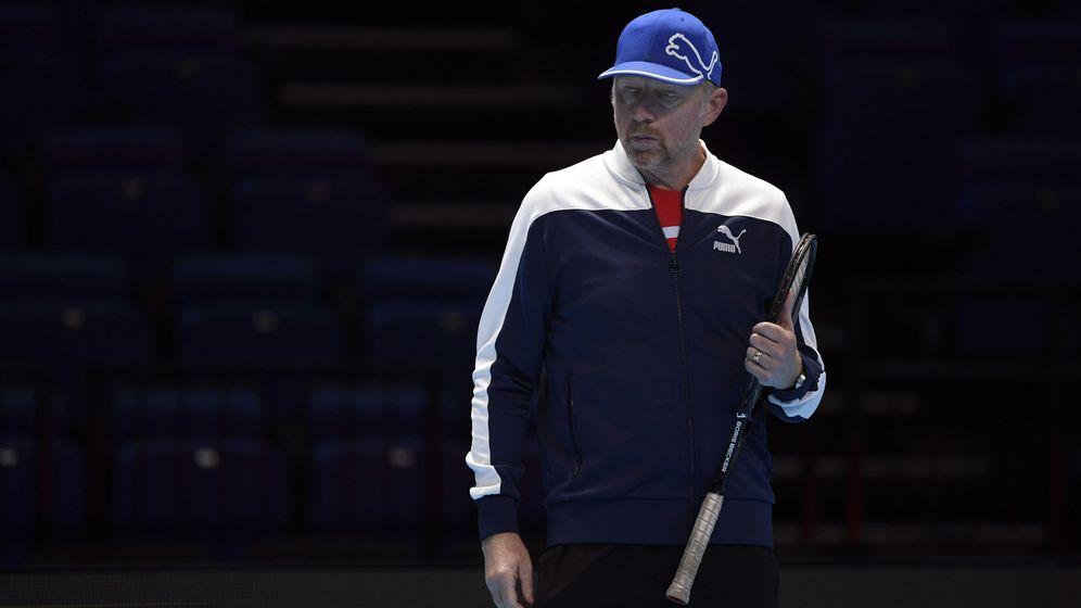 Foto: Boris Becker en una imagen de archivo (Reuters)