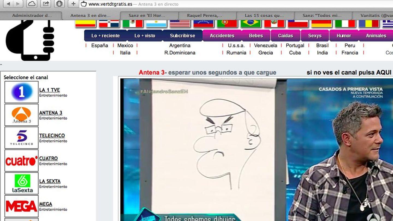 El retrato de Rajoy por Alejandro Sanz