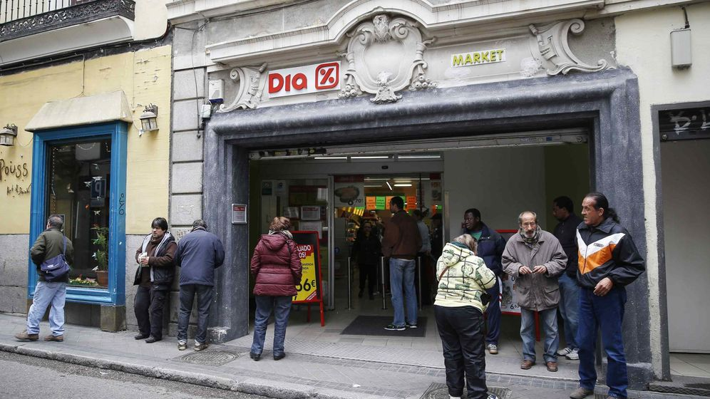 Foto: Un supermercado DIA. (Reuters)