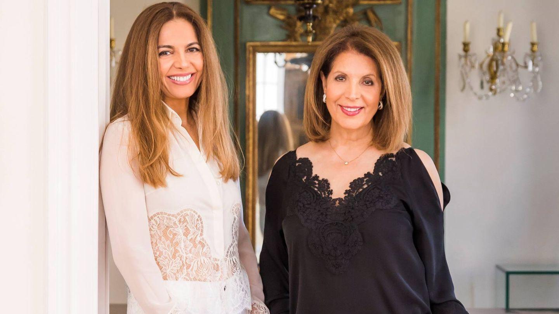Las empresarias Nasrin y Massumeh.  (Foto: EsiSeilern @esiphotography.es)