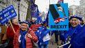 Varapalo para Boris Johnson: los lores exigen un DNI Brexit para los comunitarios