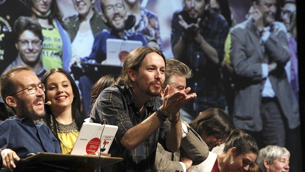 Iglesias arranca la campaña con Echenique como mano derecha y deja fuera a Errejón
