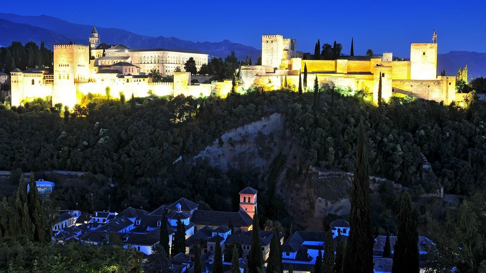 Foto: Granada. Alhambra. Agencia Bew