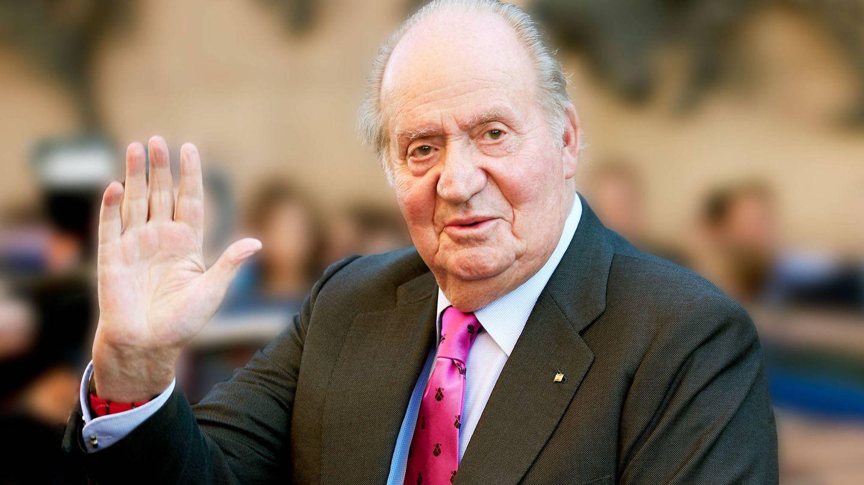 El rey Juan Carlos, en una foto de archivo. (Getty)