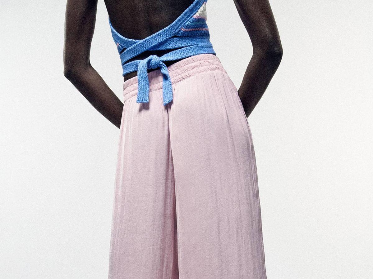 Foto: Pantalones de Zara. (Cortesía)