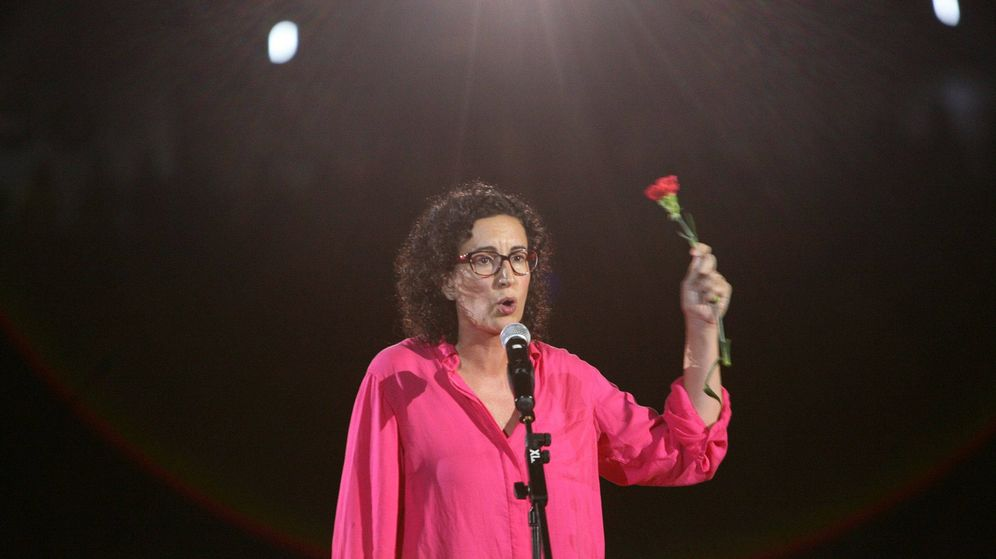 Foto: La secretaria general de ERC, Marta Rovira.