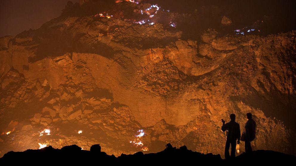 Este incendio lleva ardiendo cien años (y podría seguir miles más)