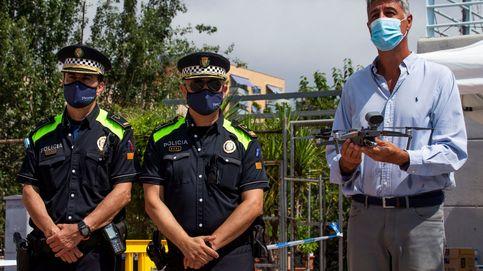 La Guardia Urbana de Badalona: la casa de los horrores que ha infectado al 30% de agentes
