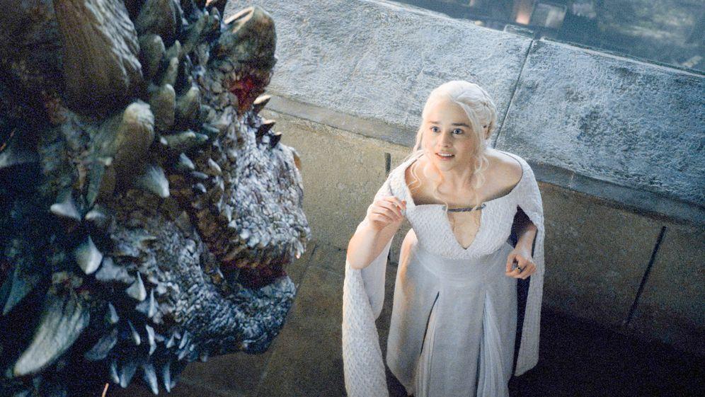 Foto: 'Girl Power' y dragones en 'Juego de tronos'.