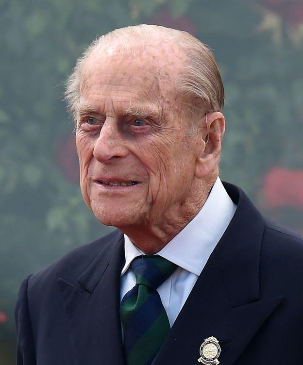 Foto: El duque de Edimburgo. (EFE)