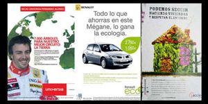 Verde que te quiero verde: las empresas se venden como 'eco' para atraer clientes