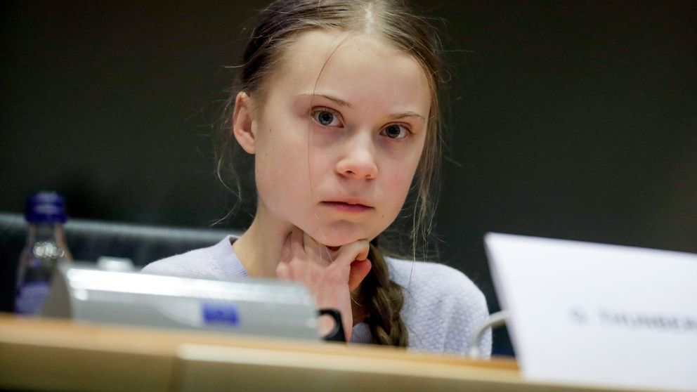 Greta Thunberg, aislada en casa: En Suecia no hacen test de Covid si no hay emergencia