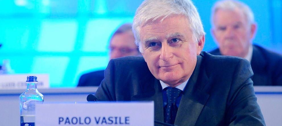 Foto: El consejero delegado de Mediaset España, Paolo Vasile. (Mediaset)