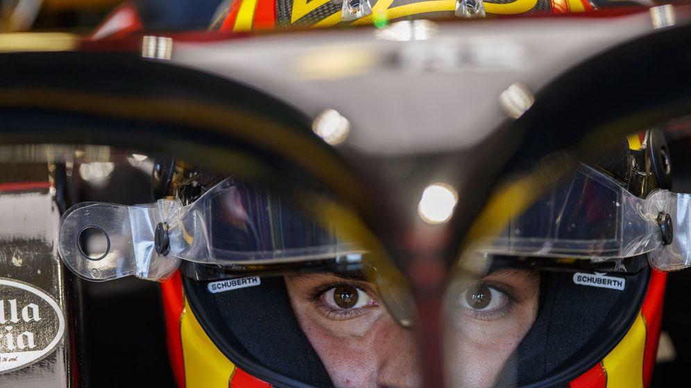 Foto: Renault contento con su resultado y el ritmo mostrado en el trazado canadiense (EFE)