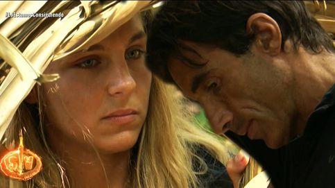 Hugo rompe definitivamente su relación con Ivana Icardi en 'Supervivientes 2020'