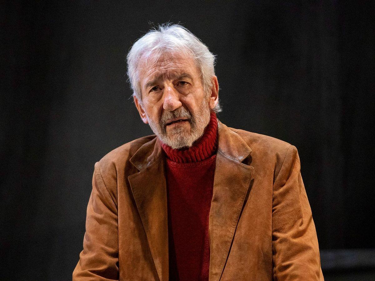 Foto: José Sacristán, en una imagen de archivo. (EFE)