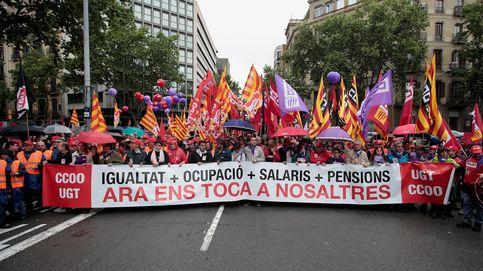 El Día Internacional del Trabajador, en imágenes