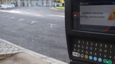Madrid activa el 'nivel 2' por polución: prohibido aparcar en la zona SER