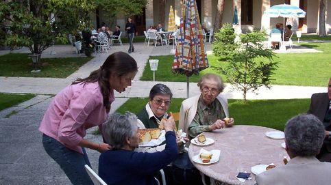 El servicio social de un 'cole' jesuita: Hay que ayudar a los demás para aprobar