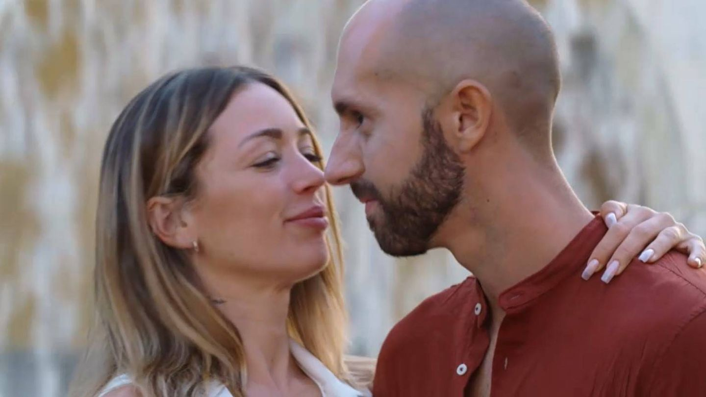 Mayka y Pablo. (Mediaset)